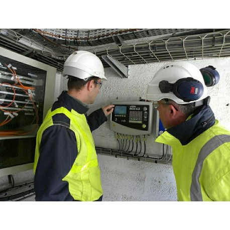 Fixed Gas Detector Installation Service