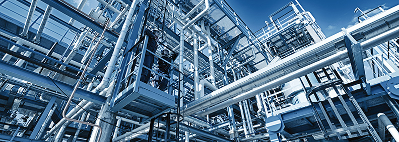 Gas-Production-Plant