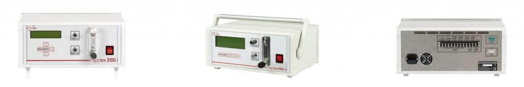 Rapidox 3100 Multigas Analyzer