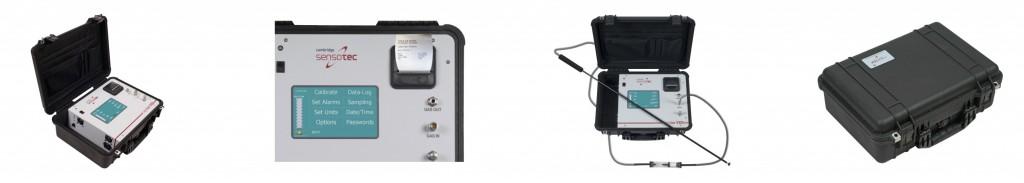 Rapidox 5100 Portable Gas Analyser (biogas, syngas)